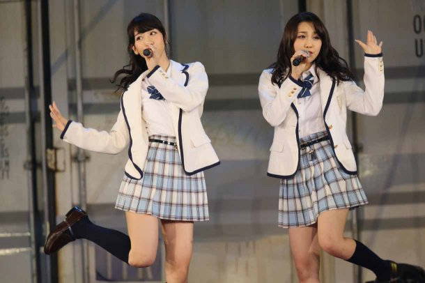 Highlights from AKB48′s Five-Dome Tour [Nagoya Dome Day 1] (10)