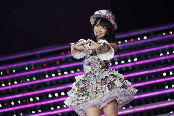 Highlights from AKB48′s Five-Dome Tour [Nagoya Dome Day 1] (14)