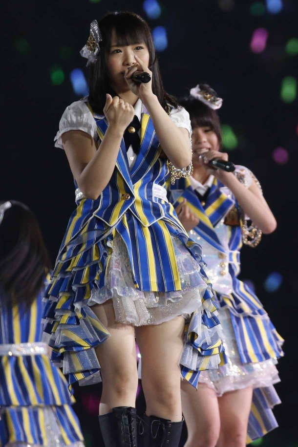 Highlights from AKB48′s Five-Dome Tour [Nagoya Dome Day 1] (15)