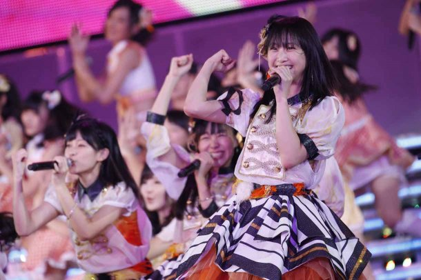 Highlights from AKB48′s Five-Dome Tour [Nagoya Dome Day 1] (17)