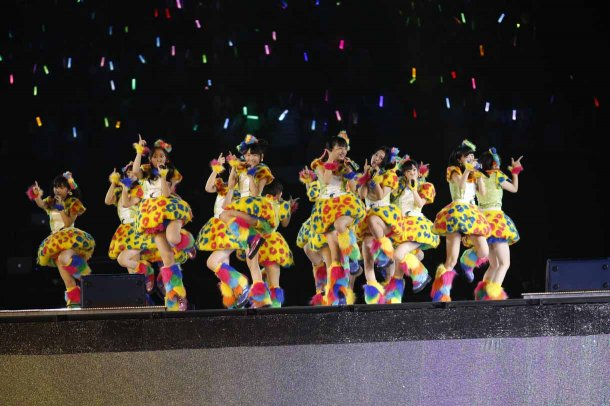 Highlights from AKB48′s Five-Dome Tour [Nagoya Dome Day 1] (21)
