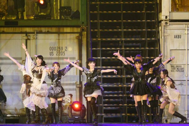Highlights from AKB48′s Five-Dome Tour [Nagoya Dome Day 1] (25)
