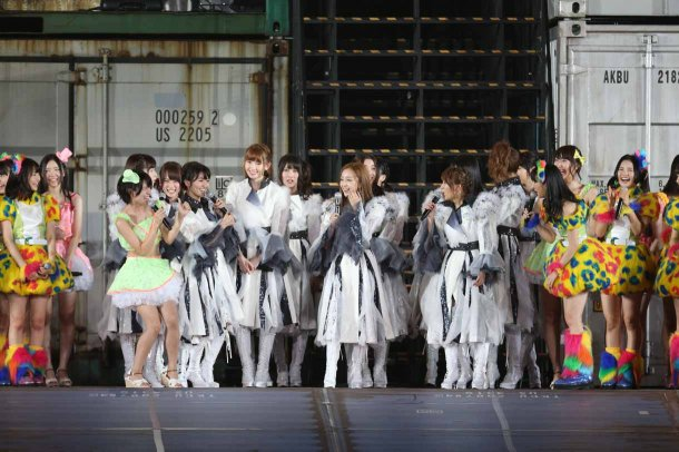 Highlights from AKB48′s Five-Dome Tour [Nagoya Dome Day 1] (29)