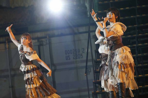 Highlights from AKB48′s Five-Dome Tour [Nagoya Dome Day 1] (34)