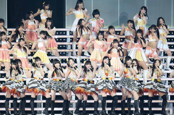 Highlights from AKB48′s Five-Dome Tour [Nagoya Dome Day 1] (37)