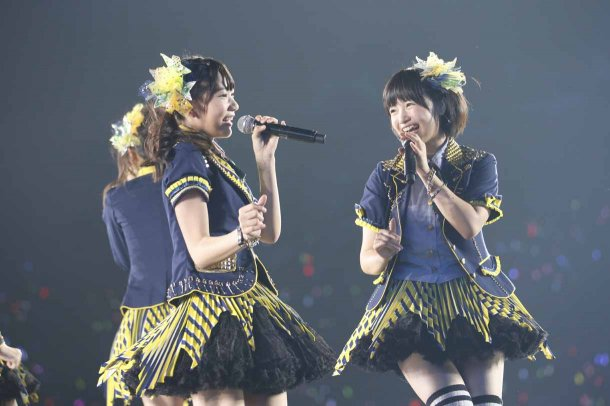 Highlights from AKB48′s Five-Dome Tour [Nagoya Dome Day 2] (19)