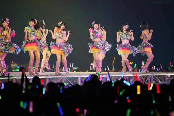 Highlights from AKB48′s Five-Dome Tour [Nagoya Dome Day 2] (30)