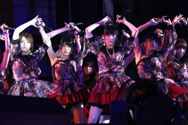 Highlights from AKB48′s Five-Dome Tour [Nagoya Dome Day 2] (32)