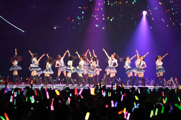 Highlights from AKB48′s Five-Dome Tour [Nagoya Dome Day 2] (38)