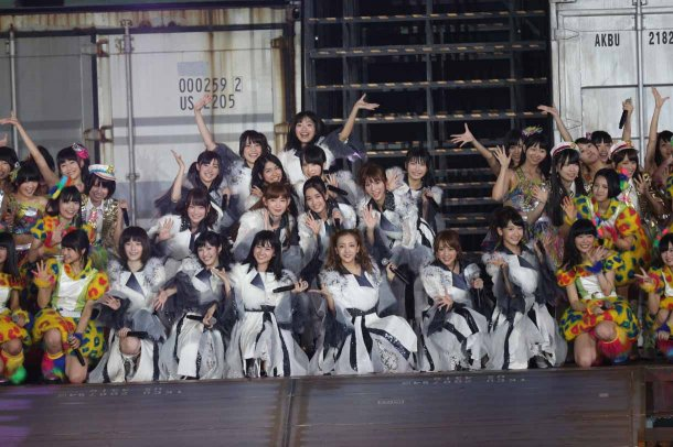 Highlights from AKB48′s Five-Dome Tour Osaka Dome Day 1 (6)