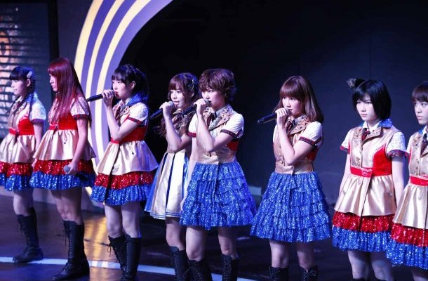Mariya Suzuki and Sae Miyazawa Debut With SNH48 (1)
