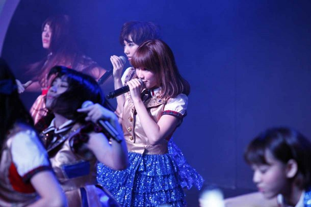 Mariya Suzuki and Sae Miyazawa Debut With SNH48 (2)