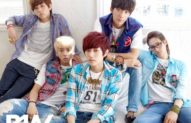 B1A4 are planning on releasing  B1a4 2014 Solo Day
