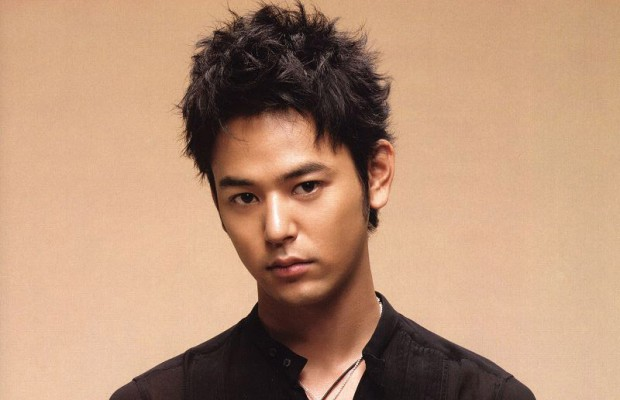 Swell Male Oricon Readers Rank Celebrities With The Ideal Face Nihongogo Hairstyle Inspiration Daily Dogsangcom