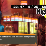 Persona 4 Weather App for the iOS (9) - Nihongogo