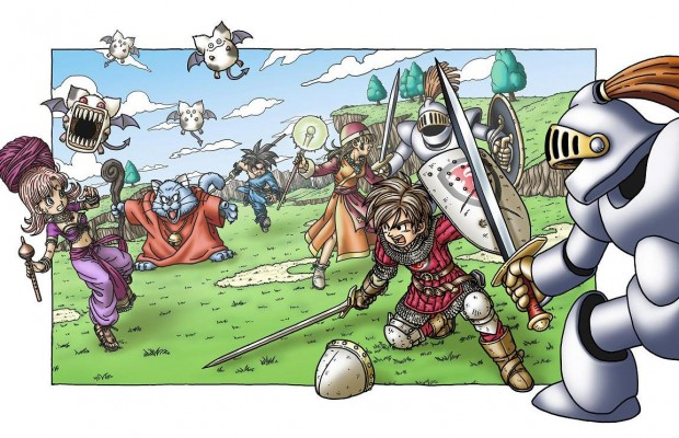 Dragon Quest Hits iOS for Free – But Only if You Read Japanese