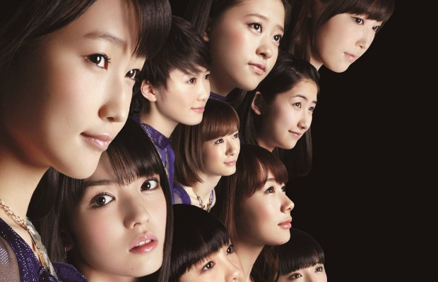 Morning Musume '14 Celebrates Fifth Straight Single to Top Oricon