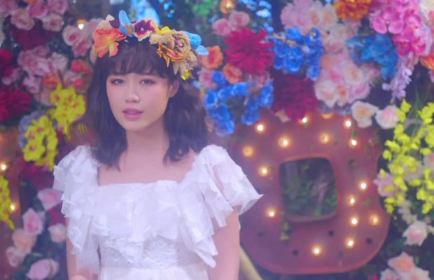 Jpop Group Flower Collaborates with Mika Ninagawa in Newest
