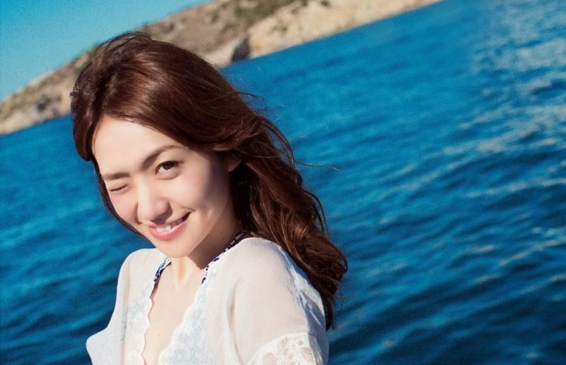 "official UG48 on Twitter: ""SMART March - April 2016 - Oshima Yuko ..."