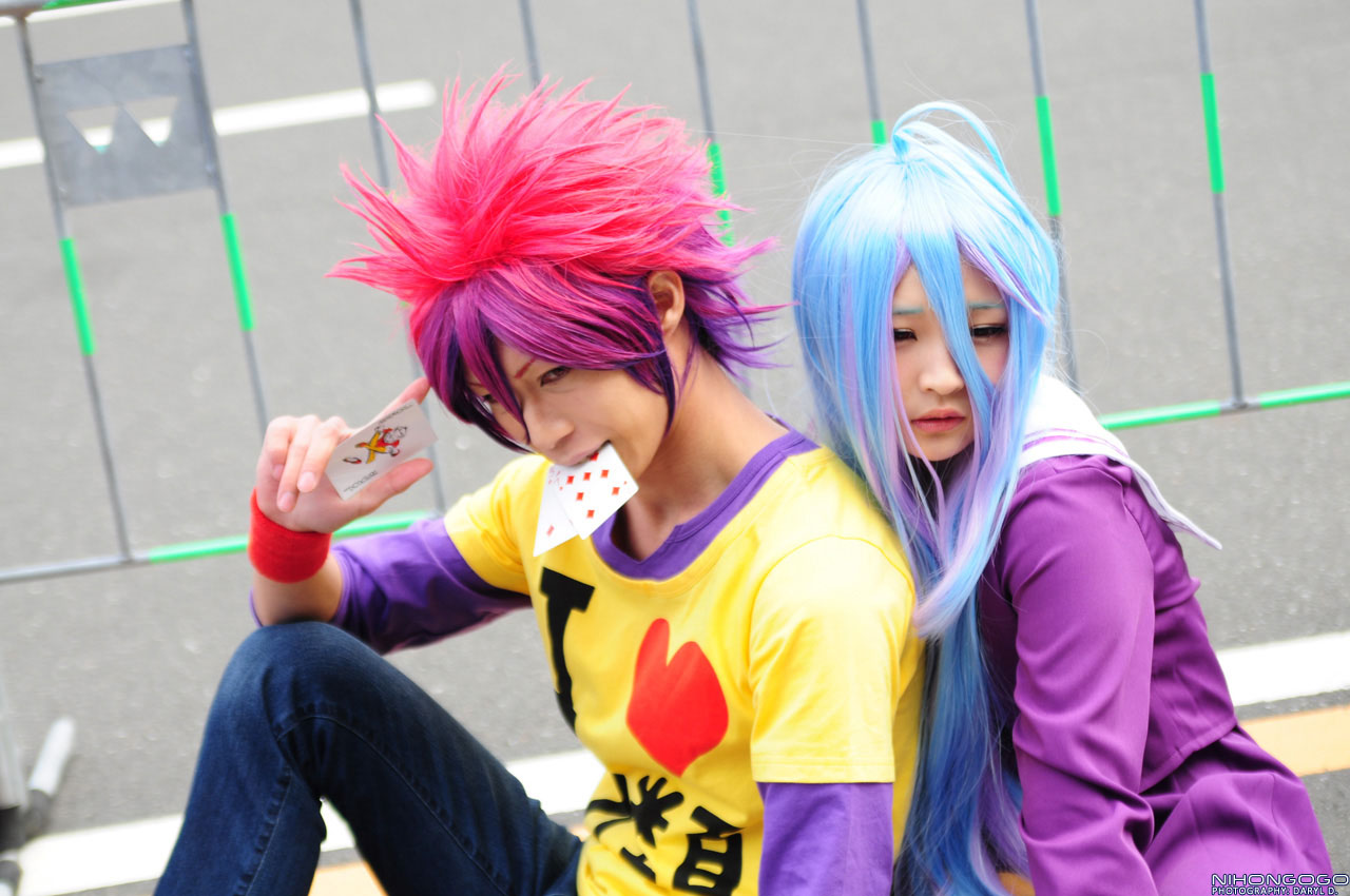 Hitting The Floor At This Years Anime Japan 2015 In Tokyo 32