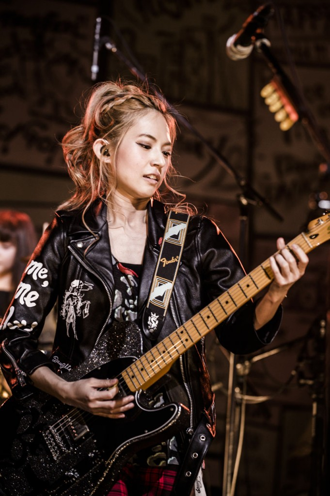 An Interview with Japanese Pop Rock Band Scandal - Nihongogo