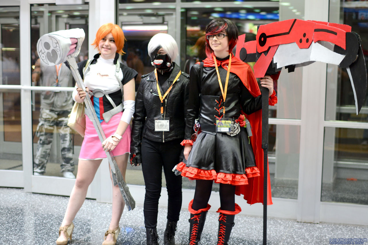 Cosplay roundup at the 2015 anime central expo in chicago part 1 11