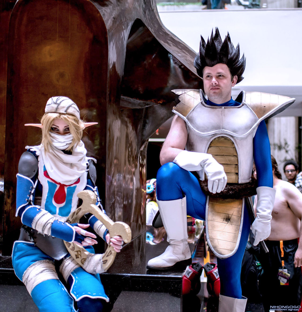Cosplay roundup at the 2015 anime central expo in chicago part 3 16