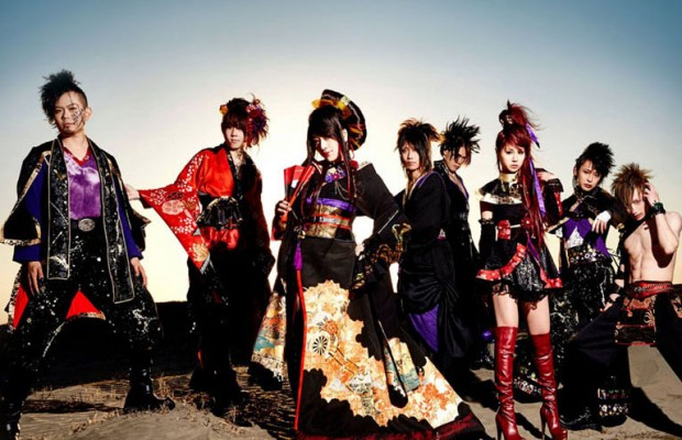 Wagakki Band Set To Rock The Los Angeles Anime Expo In North American Debut Concert